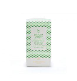 Dammann MATCHA TRADITION STICKS - GREEN TEA JAPAN 15 x 1,5g