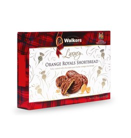 Walkers ORANGE ROYAL SHORTBREAD