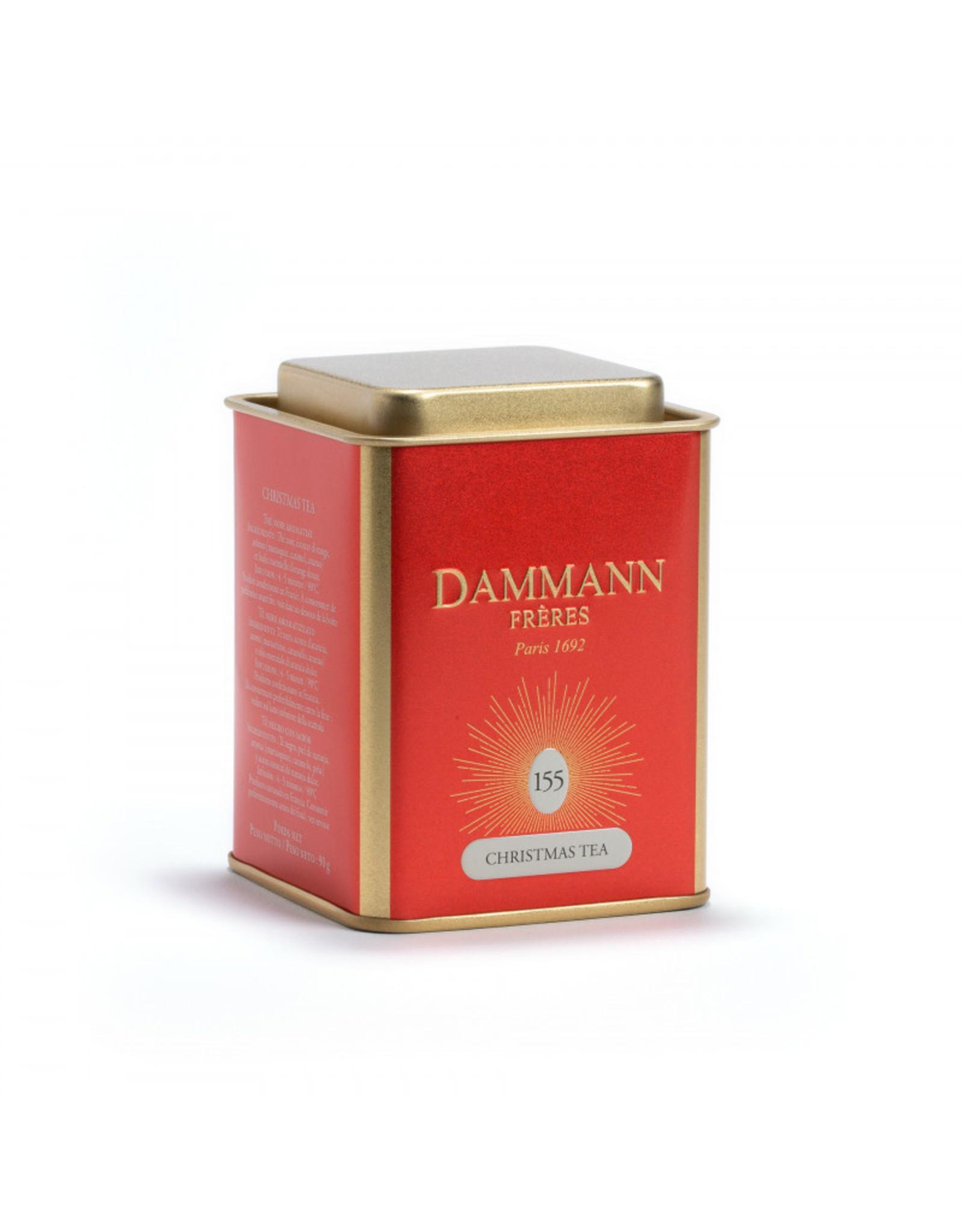 Dammann CHRISTMAS TEA BOX