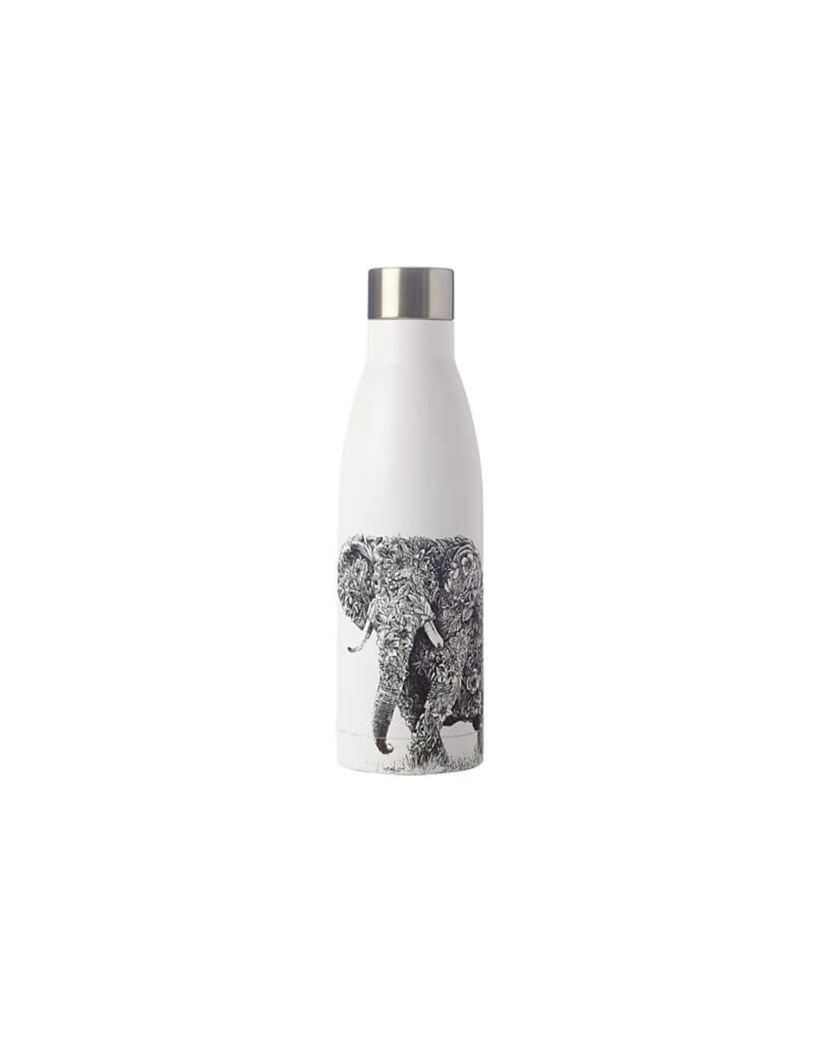 Marini Ferlazzo Dubbelwandige thermosfles 500ml - Afrikaanse olifant