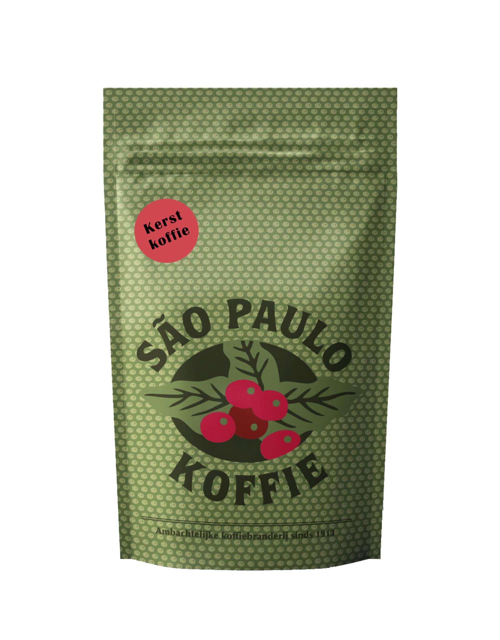 Koffiebranderij Sao Paulo KERSTKOFFIE 2020