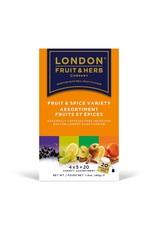 London Fruit & Herb Fruit & Spice Variety
