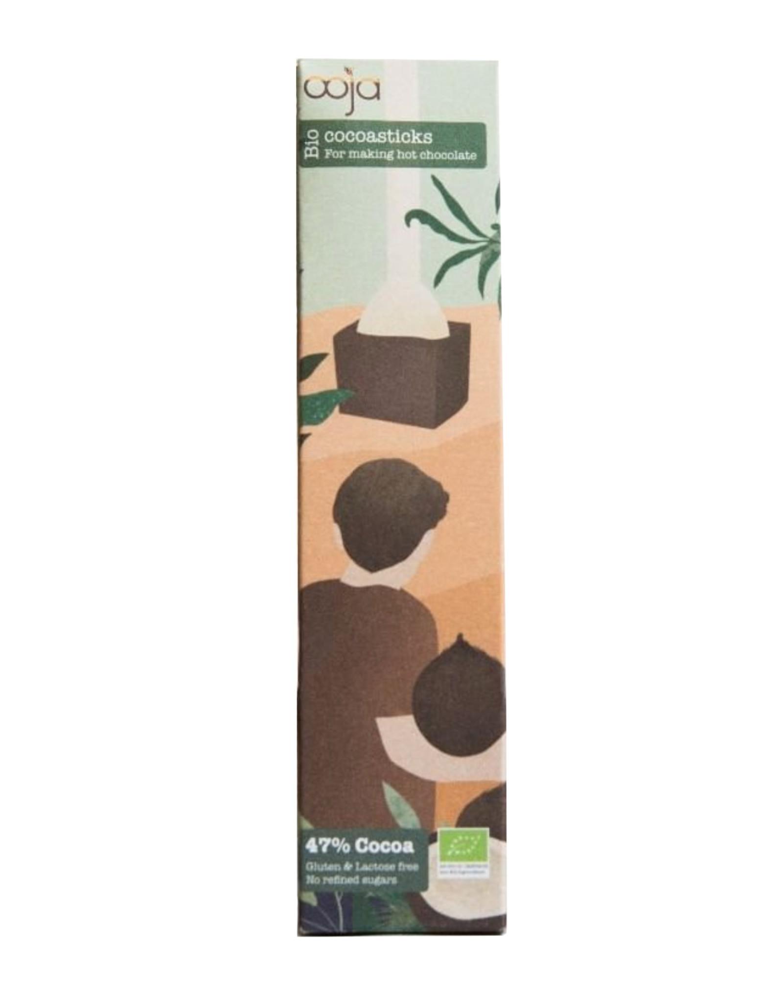 OOjA Belgische Chocostick - Cocolicious Delight (vegan): 47% cacao