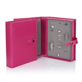 Little Book of Rings Pink - sieraden opbergen