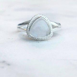 Ring Moonstone Joko - 925 zilver