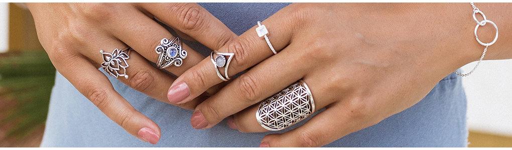 De mooiste ringen shoppen bij My Unique Style