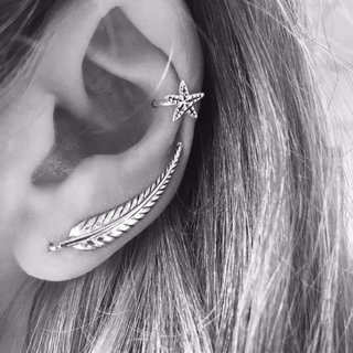 Ear cuff Starfish