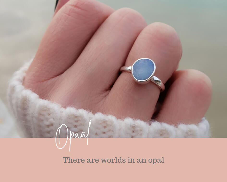 opaal edelsteen sieraden