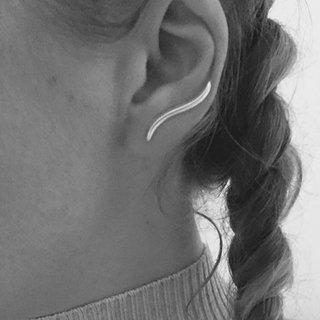 Ear cuff Snake