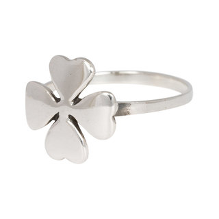 Ring Lucky Clover - 925 zilver