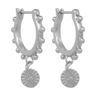 Sunrise earrings - 925 zilver