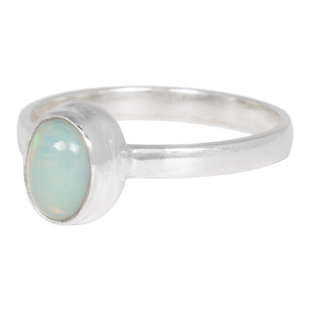 Opaal ring Alisa - 925 zilver