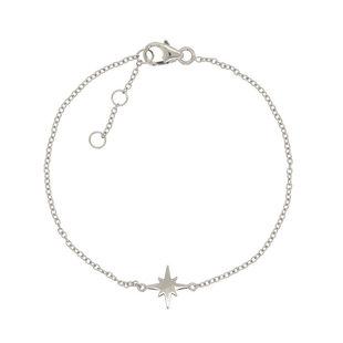 Starburst armbandje - 925 zilver