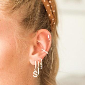 earcuff dragen
