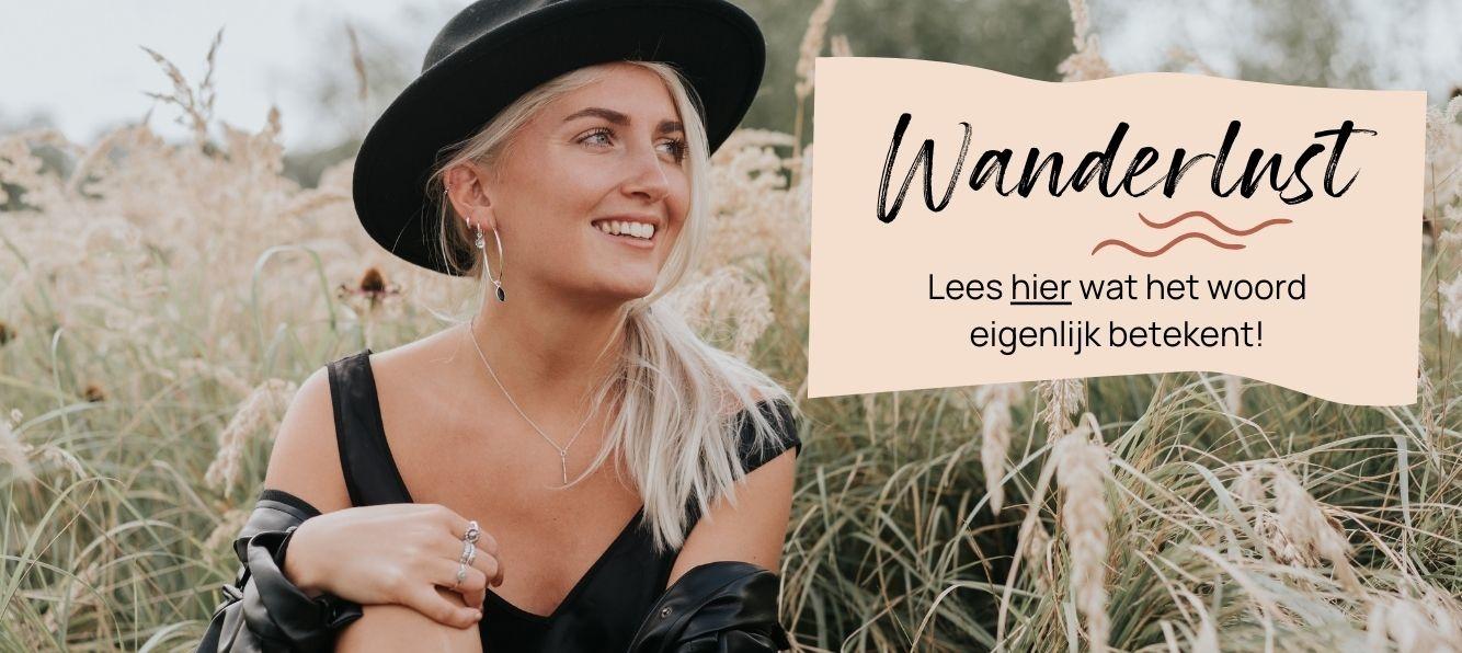 Wanderlust | Wat betekent het woord Wanderlust nou eigenlijk?