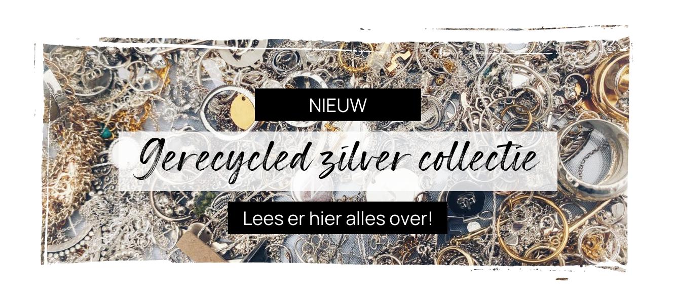 My Unique Style gaat voor gerecycled zilver collectie!