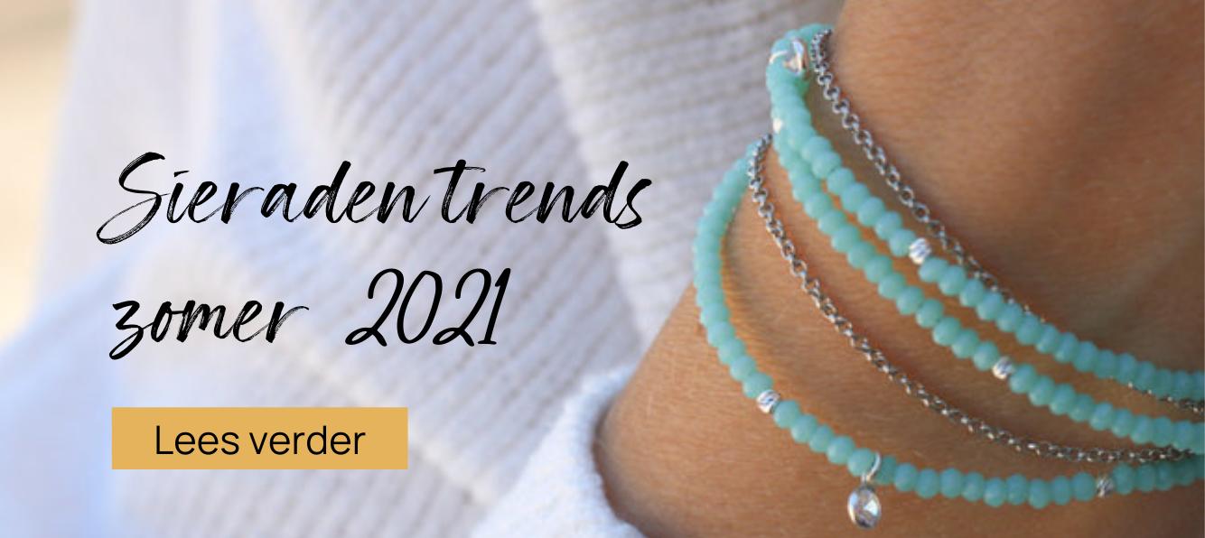 Summer vibes | De leukste sieraden trends zomer 2021