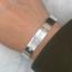 Verstelbare Wanderlust Armband - 925 zilver