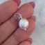 Pearl Hanger - 925 zilver