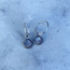 Little Shell oorhangers - 925 zilver