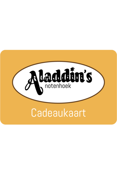 Aladdin's Notenhoek