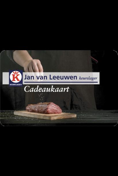 Keurslagerij Jan van Leeuwen