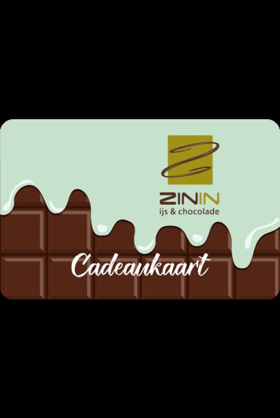 Zinin IJs & Chocolade