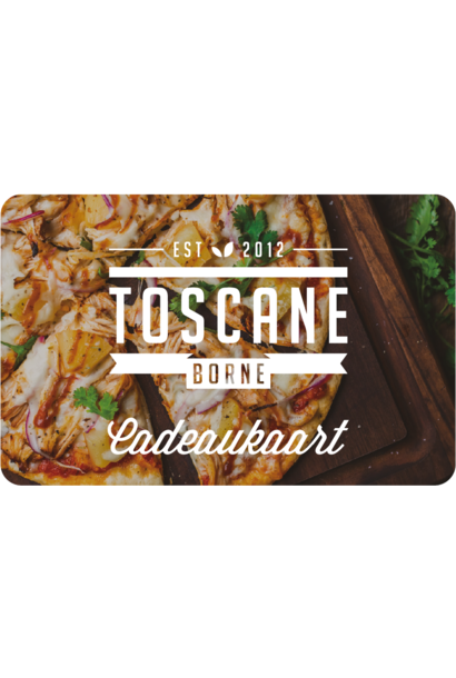 Eetcafé Toscane Borne