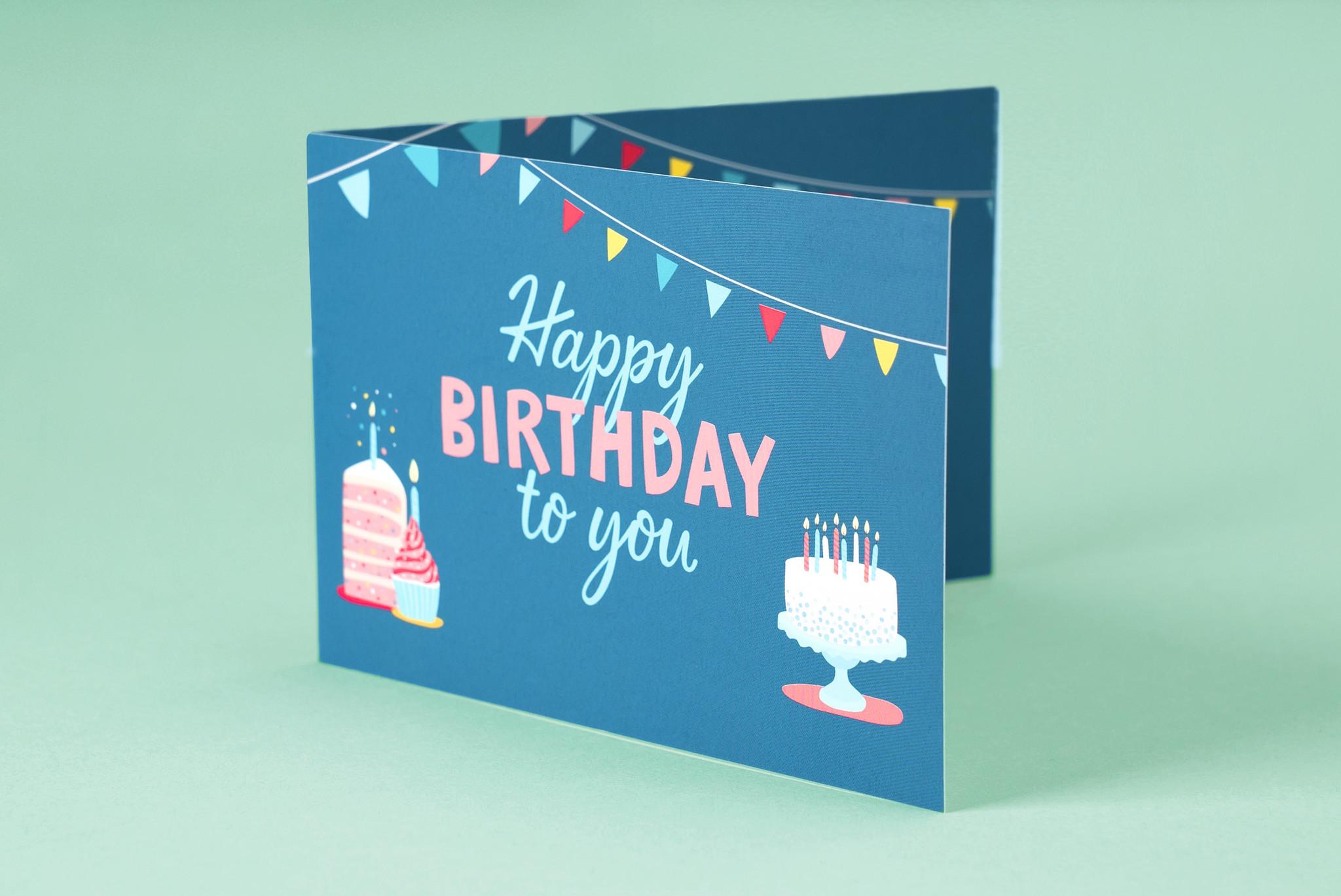 Cadeauverpakking  - Verjaardag-1
