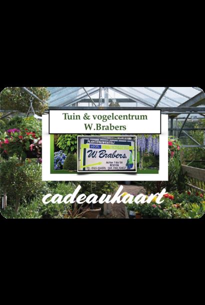 Plantenkwekerij-tuincentrum W. Brabers