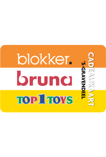 Blokker, Bruna, Top1Toys