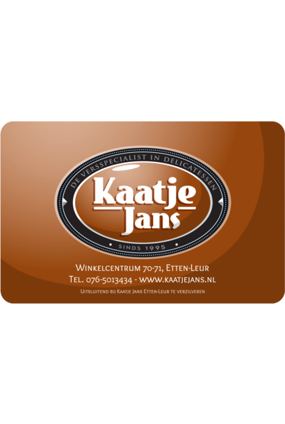 Kaatje Jans Etten-Leur