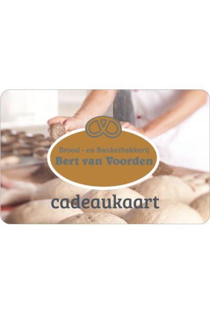 Bakkerij Bert van Voorden