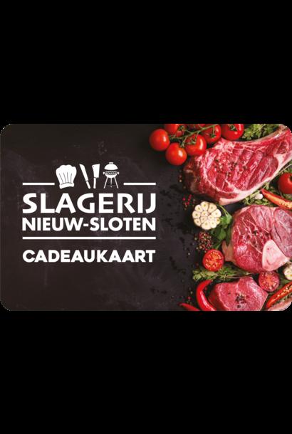 Slagerij Nieuw-Sloten