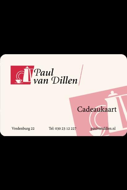 Kookwinkel Paul van Dillen