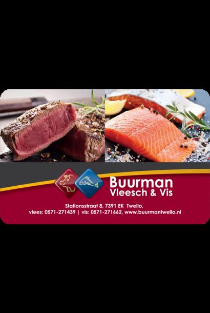 Slagerij Buurman Vleesch & Vis