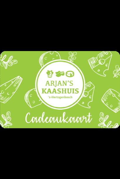 Arjan's Kaashuis