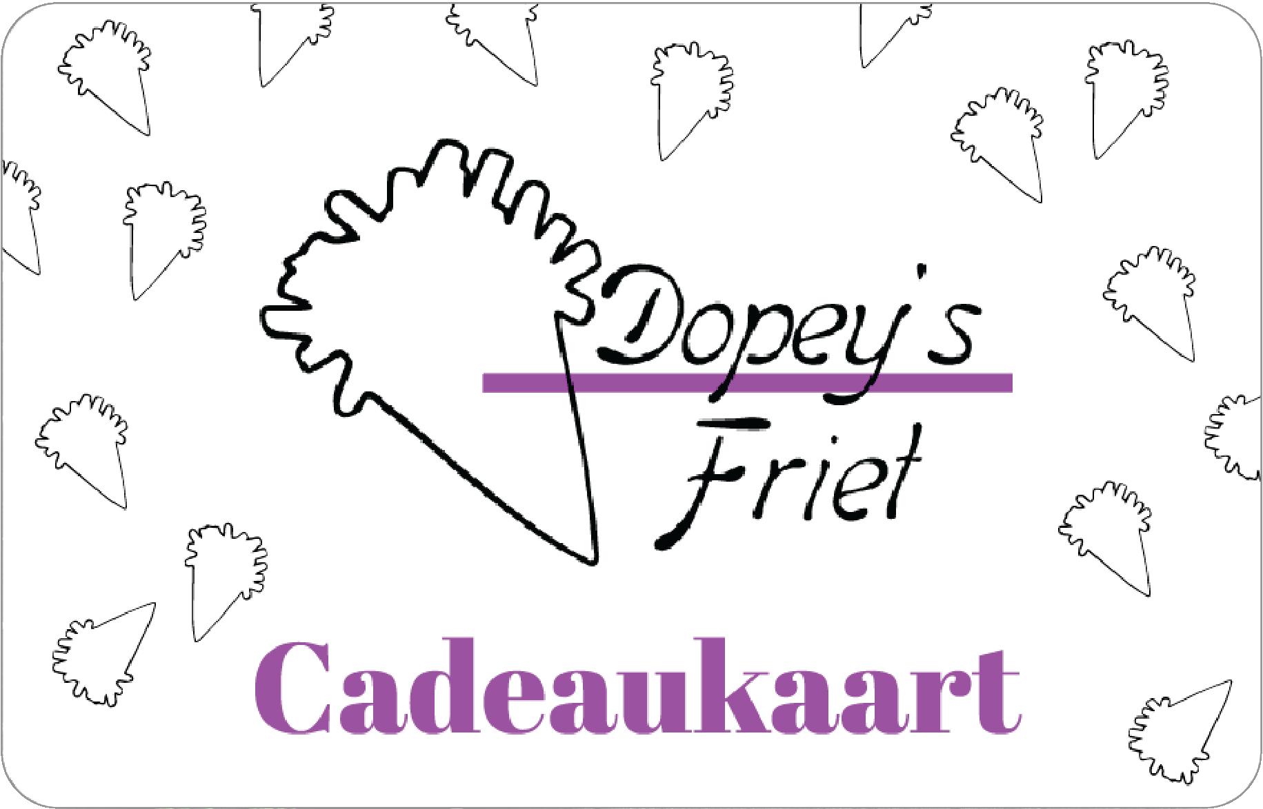 Dopey's Friet-1