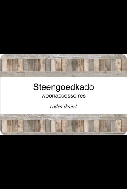 Steengoedkado