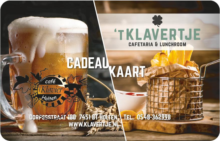 Lunchroom 't Klavertje & Café 't Klavier-1