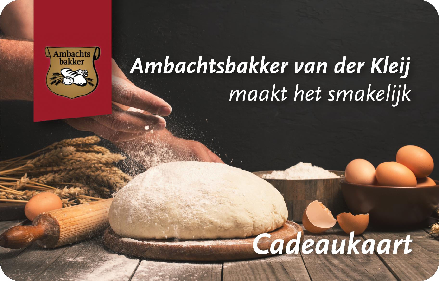 Brood- en Banketbakkerij Van der Kleij-1