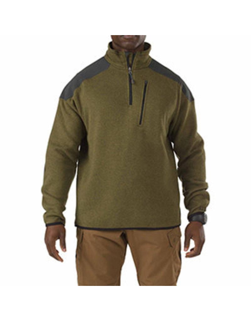 5.11 Tactical 72405 5.11 Tactical Tactical 1/4 zip Sweater