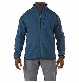 5.11 Tactical 72407 5.11 Tactical Tactical Full zip Sweater