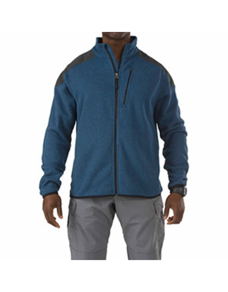 5.11 Tactical 72407 5.11 Tactical Tactical Full zip Sweater