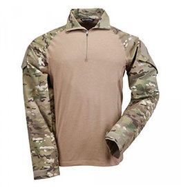 5.11 Tactical 72185 5.11 Tactical Rapid Assault Shirt Multicam