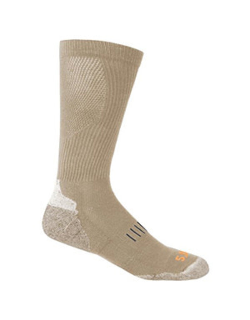 5.11 Tactical 10013 5.11 Tactical Year Round OTC Sock Coyote