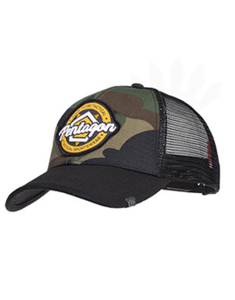 "Pentagon ERA CAP ""Pentagon"" Woodland"