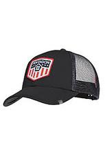 """Pentagon ERA CAP """"US"""" Black"""