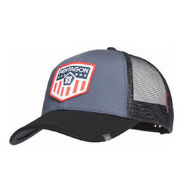 "Pentagon ERA CAP ""US"" Wolf-Grey"