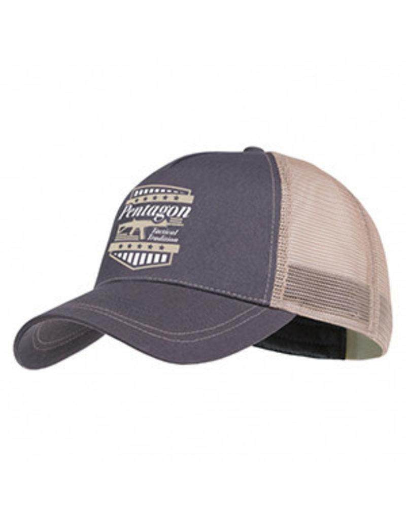 Pentagon Nomas Cap ACR Cinder Grey
